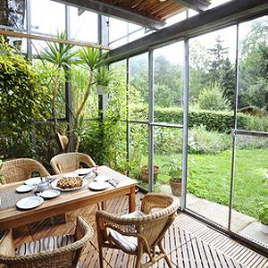 Fabulous Bodenbelag im Wintergarten | Echtholzparkett Kunststoffparkett Laminat TM14