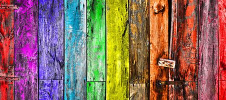 Gestaltung mit Farben
